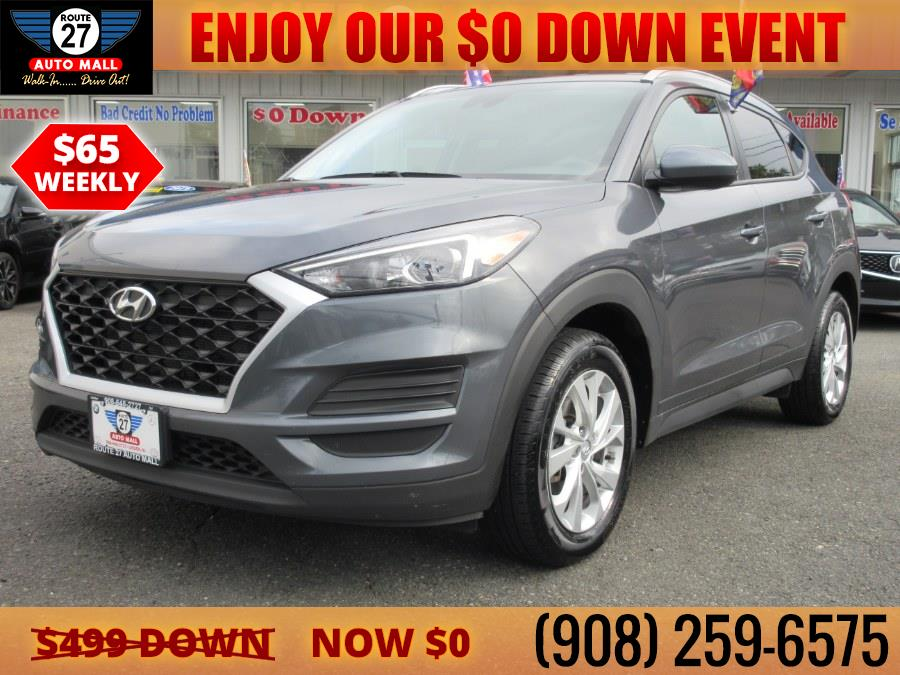 Used 2019 Hyundai Tucson in Linden, New Jersey   Route 27 Auto Mall. Linden, New Jersey