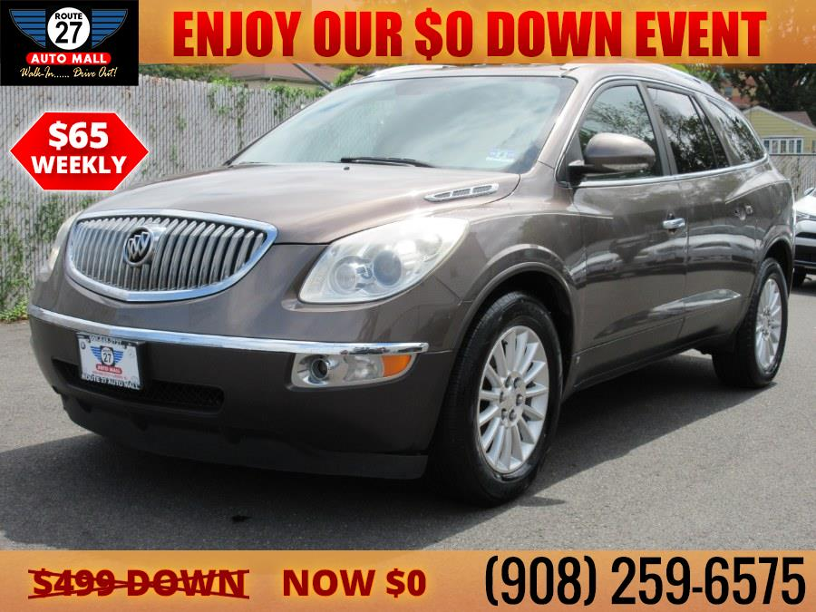 Used 2010 Buick Enclave in Linden, New Jersey | Route 27 Auto Mall. Linden, New Jersey