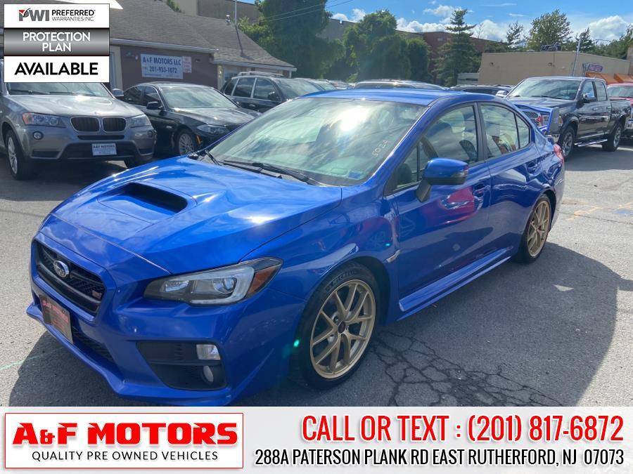 Used 2015 Subaru WRX STI in East Rutherford, New Jersey | A&F Motors LLC. East Rutherford, New Jersey