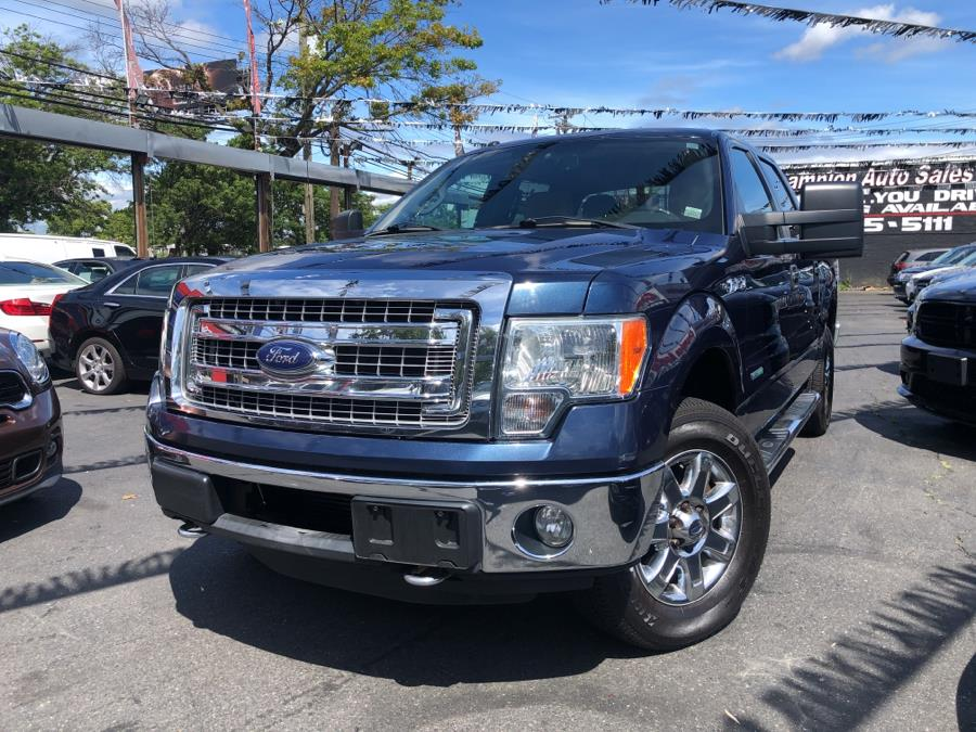 Used 2013 Ford F-150 in Bronx, New York | Champion Auto Sales Of The Bronx. Bronx, New York