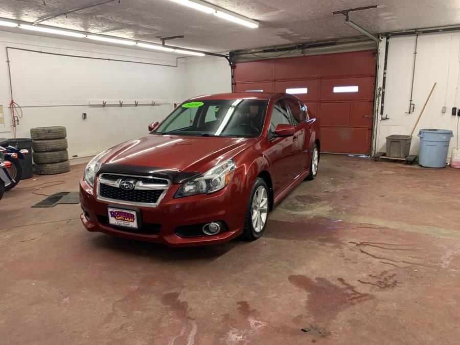 Used Subaru Legacy 4dr Sdn H4 Auto 2.5i Premium 2014 | Routhier Auto Center. Barre, Vermont
