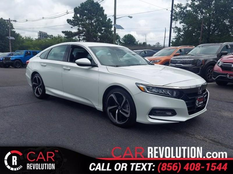 Used Honda Accord Sedan Sport 1.5T CVT 2020 | Car Revolution. Maple Shade, New Jersey
