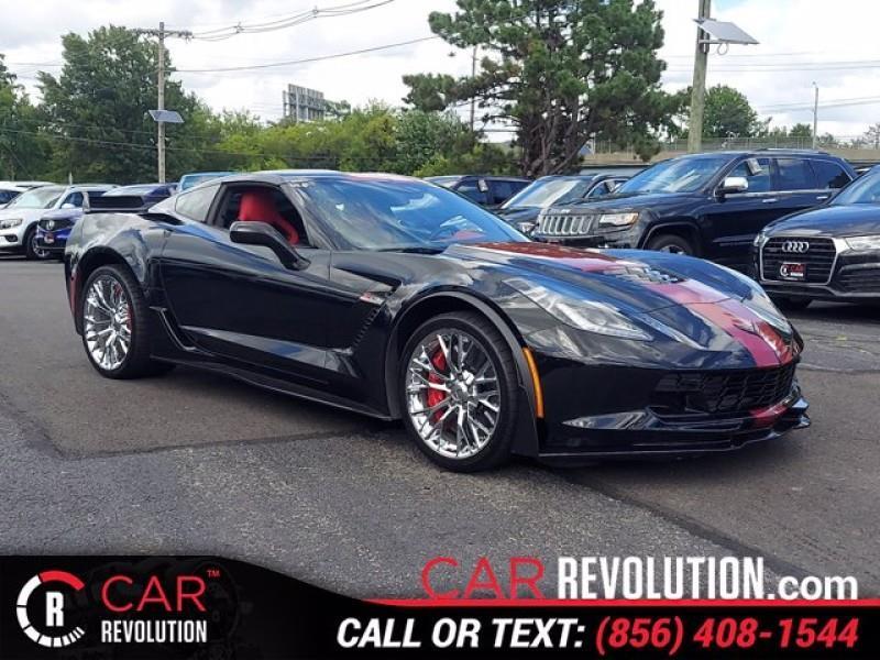 Used Chevrolet Corvette Z06 3LZ 2016   Car Revolution. Maple Shade, New Jersey