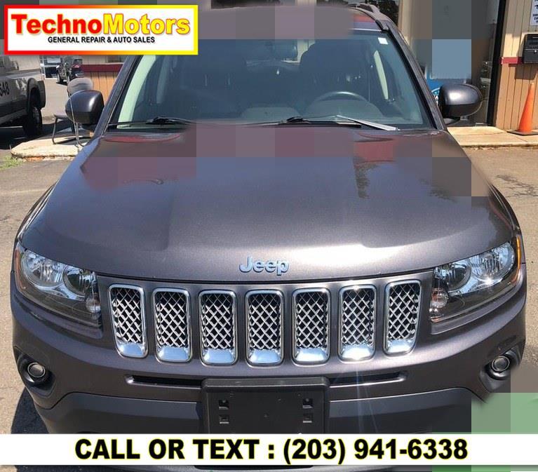 Used Jeep Compass 4WD 4dr Latitude 2015   Techno Motors . Danbury , Connecticut