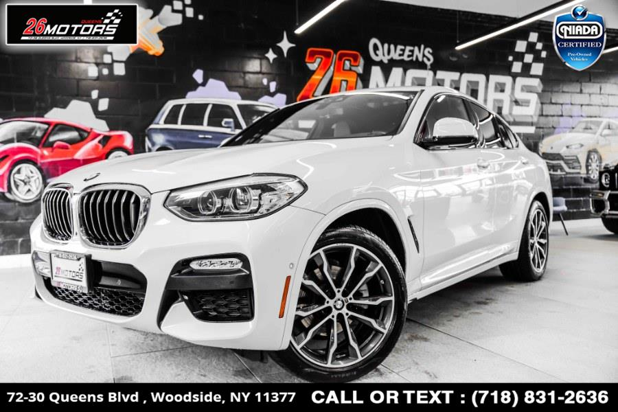 Used BMW X4 xDrive30i Sports Activity Coupe 2019 | 26 Motors Queens. Woodside, New York
