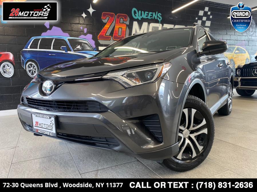 Used Toyota RAV4 LE AWD (Natl) 2018   26 Motors Queens. Woodside, New York