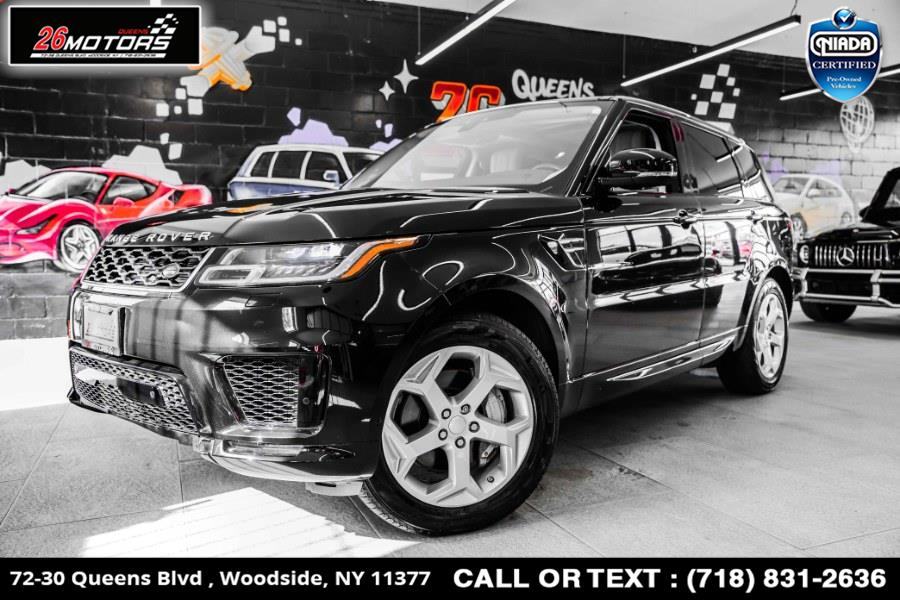 Used Land Rover Range Rover Sport V6 Supercharged HSE 2018 | 26 Motors Queens. Woodside, New York