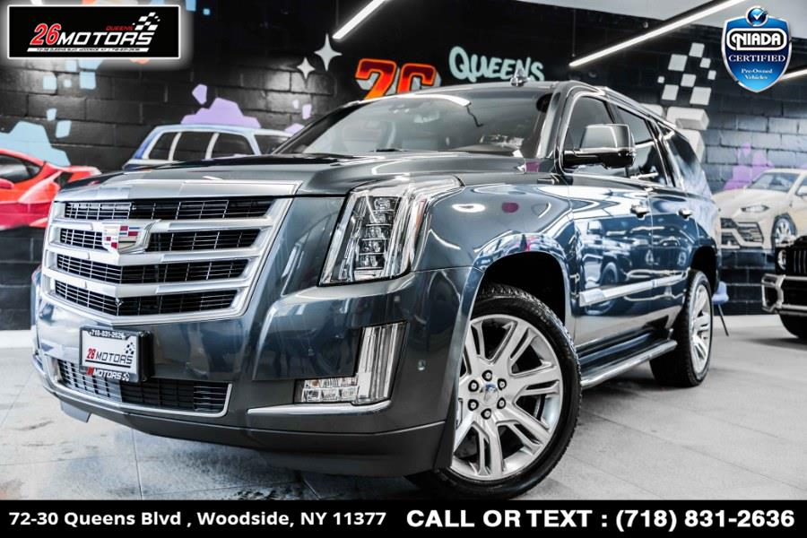 Used Cadillac Escalade 4WD 4dr Luxury 2019 | 26 Motors Queens. Woodside, New York