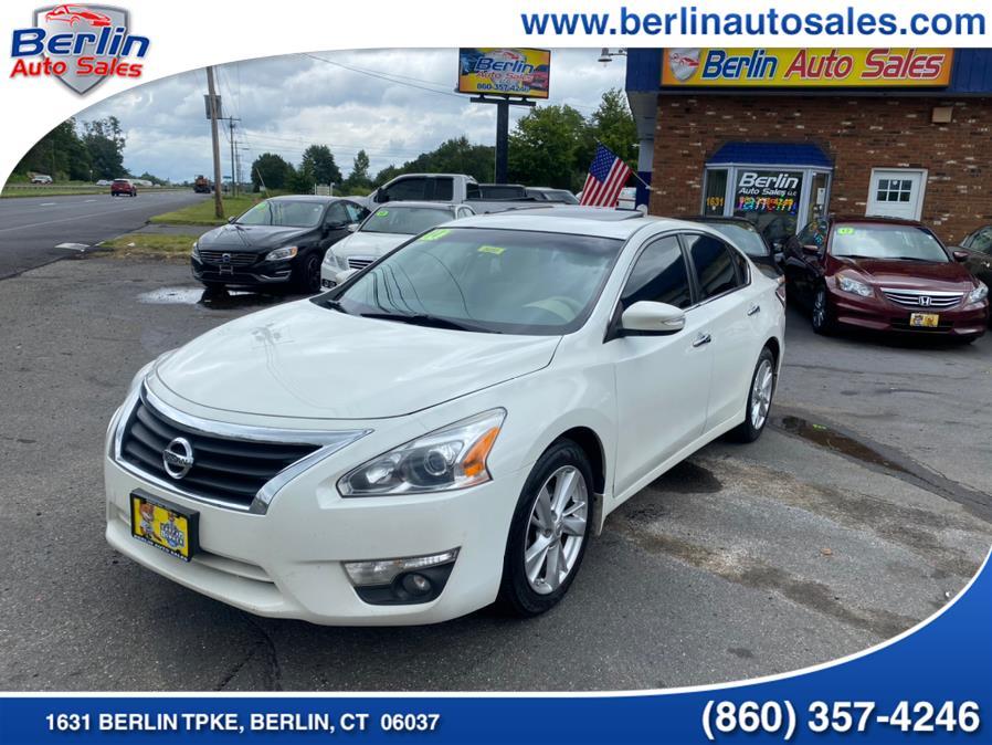 Used 2014 Nissan Altima in Berlin, Connecticut | Berlin Auto Sales LLC. Berlin, Connecticut