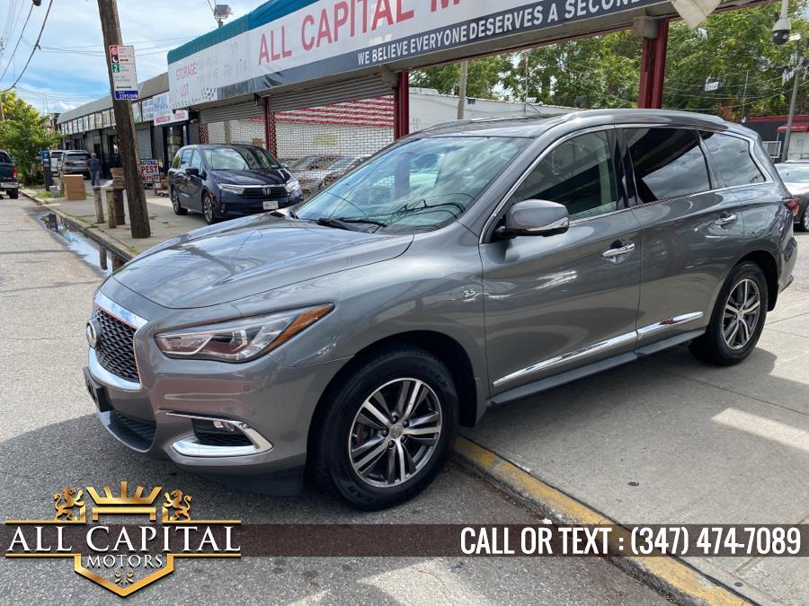 Used 2018 INFINITI QX60 in Brooklyn, New York | All Capital Motors. Brooklyn, New York