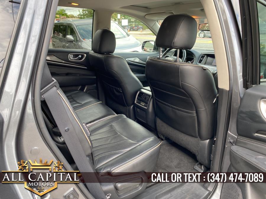 Used INFINITI QX60 AWD 2018   All Capital Motors. Brooklyn, New York