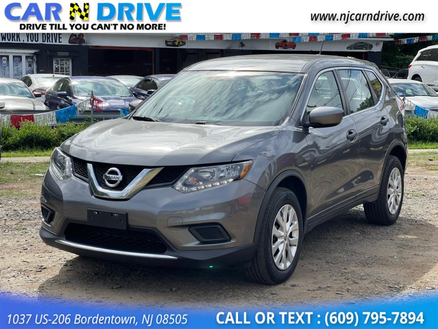 Used Nissan Rogue SV AWD 2016   Car N Drive. Bordentown, New Jersey