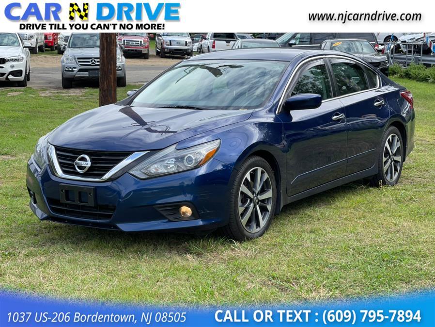 Used Nissan Altima 2.5 SR 2017   Car N Drive. Bordentown, New Jersey