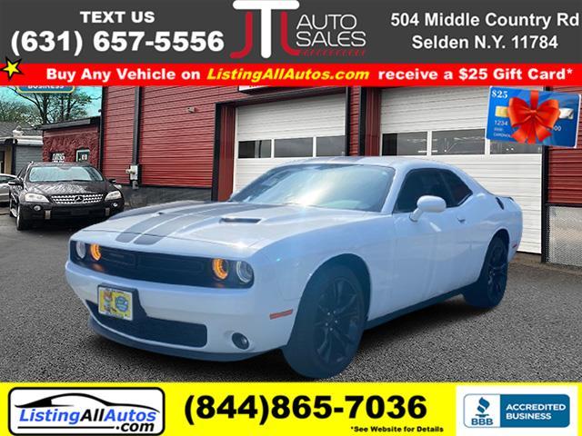 Used Dodge Challenger 2dr Cpe SXT Plus 2016 | www.ListingAllAutos.com. Patchogue, New York