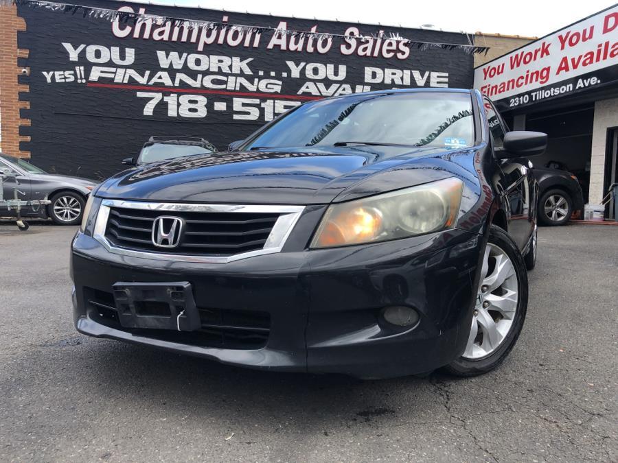 Used 2009 Honda Accord Sdn in Bronx, New York | Champion Auto Sales. Bronx, New York