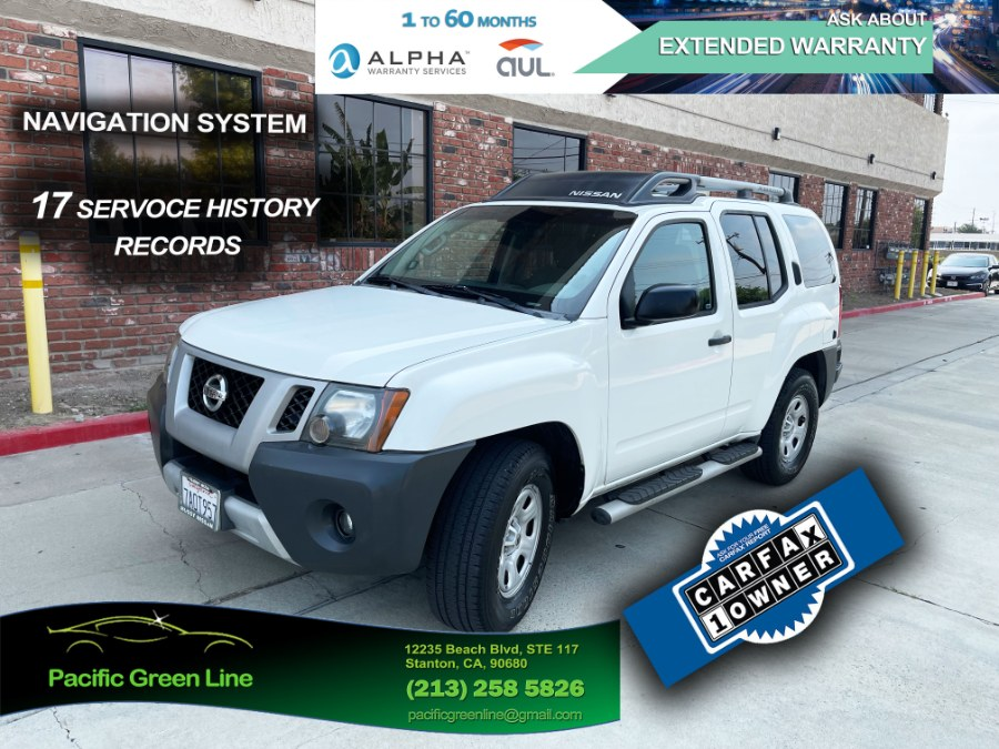 Used Nissan Xterra 2WD 4dr Auto S 2013 | Pacific Green Line. Stanton, California