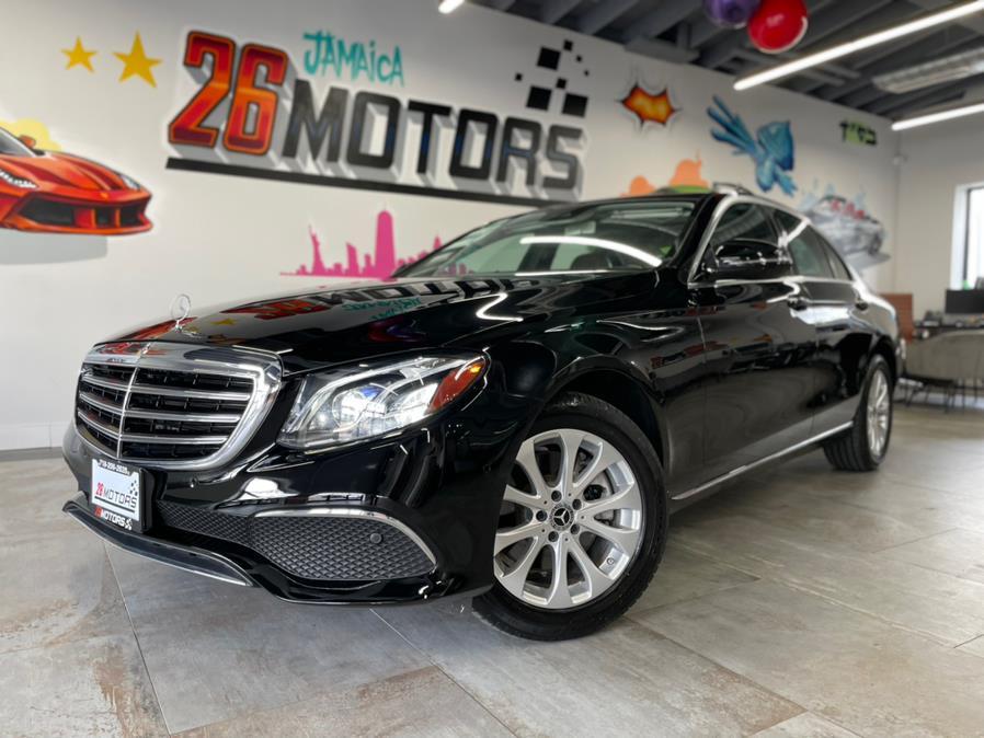 Used 2018 Mercedes-Benz E-Class Luxury Pkg in Hollis, New York | Jamaica 26 Motors. Hollis, New York