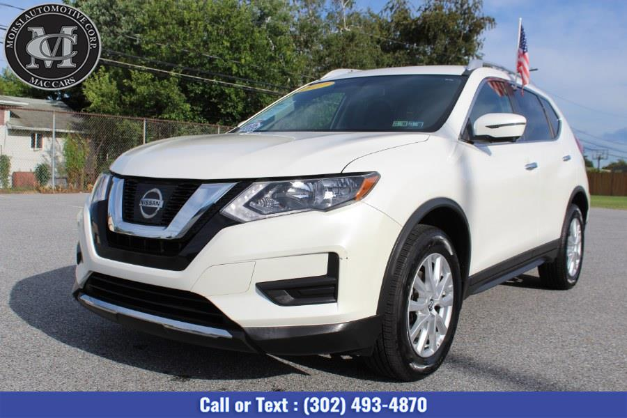 Used Nissan Rogue AWD SV 2017 | Morsi Automotive Corp. New Castle, Delaware