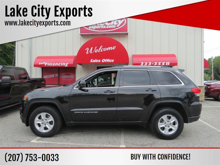 Used Jeep Grand Cherokee Laredo E 4x4 4dr SUV 2015 | Lake City Exports Inc. Auburn, Maine