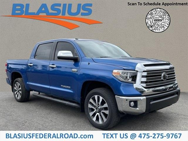 Used Toyota Tundra Limited 2018   Blasius Federal Road. Brookfield, Connecticut