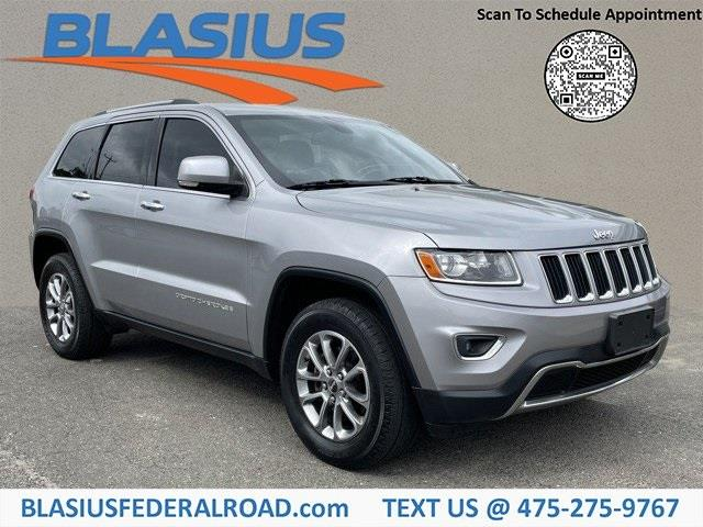 Used Jeep Grand Cherokee Limited 2014   Blasius Federal Road. Brookfield, Connecticut