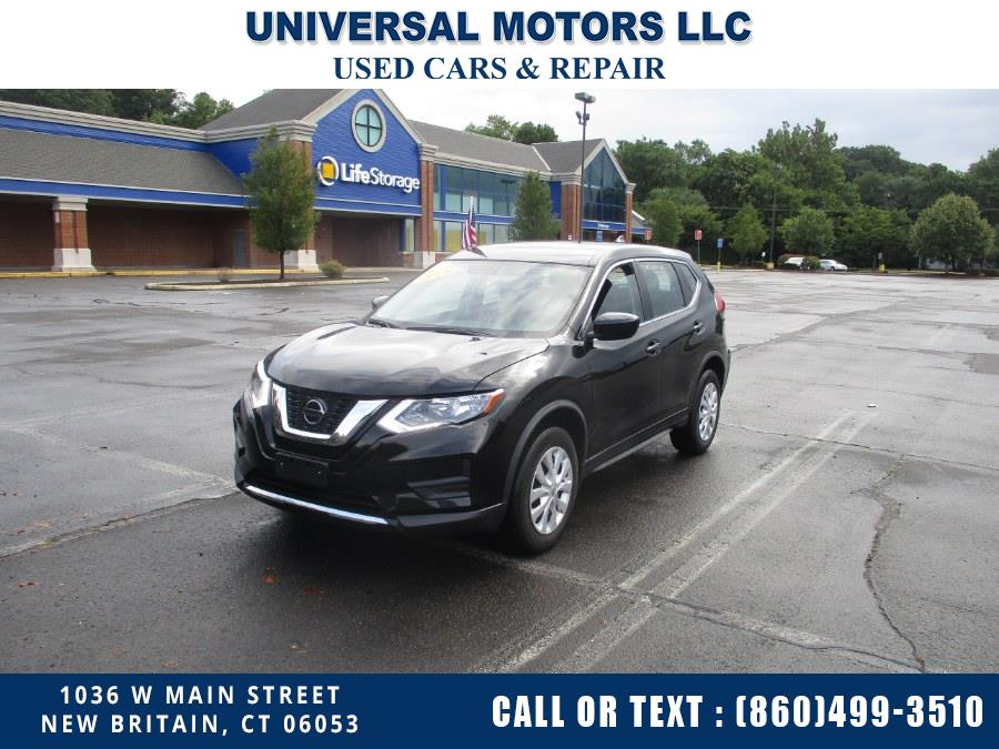 Used 2018 Nissan Rogue in New Britain, Connecticut | Universal Motors LLC. New Britain, Connecticut