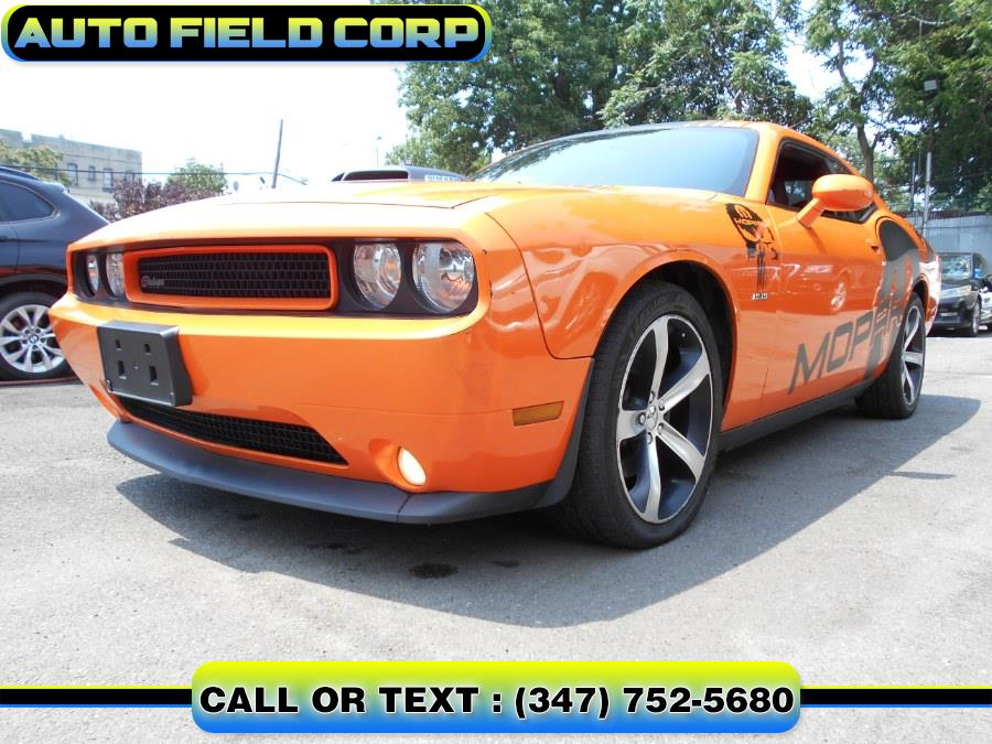Used Dodge Challenger 2dr Cpe R/T Plus 2014   Auto Field Corp. Jamaica, New York