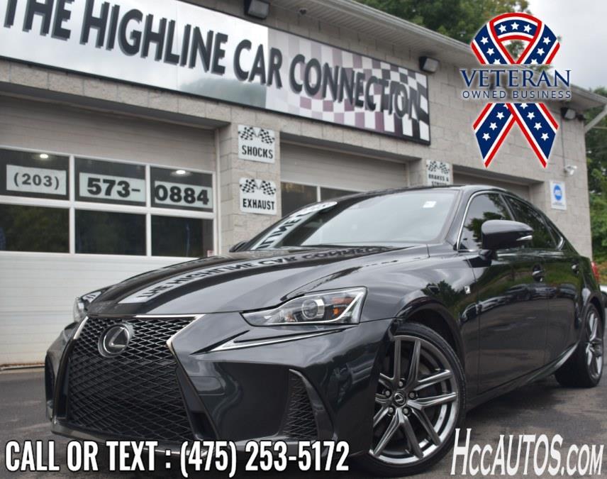 Used 2018 Lexus IS in Waterbury, Connecticut | Highline Car Connection. Waterbury, Connecticut