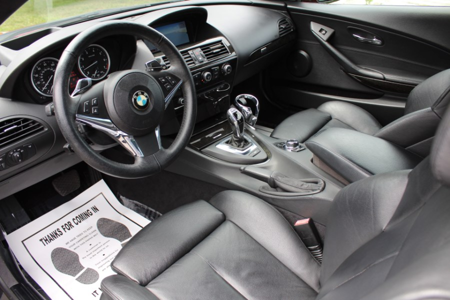 2010 BMW 6 Series 2dr Cpe 650i, available for sale in Great Neck, NY