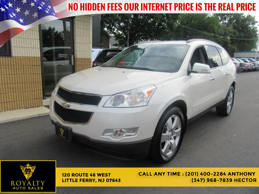 Used Chevrolet Traverse 4dr LT w/1LT 2011   Royalty Auto Sales. Little Ferry, New Jersey