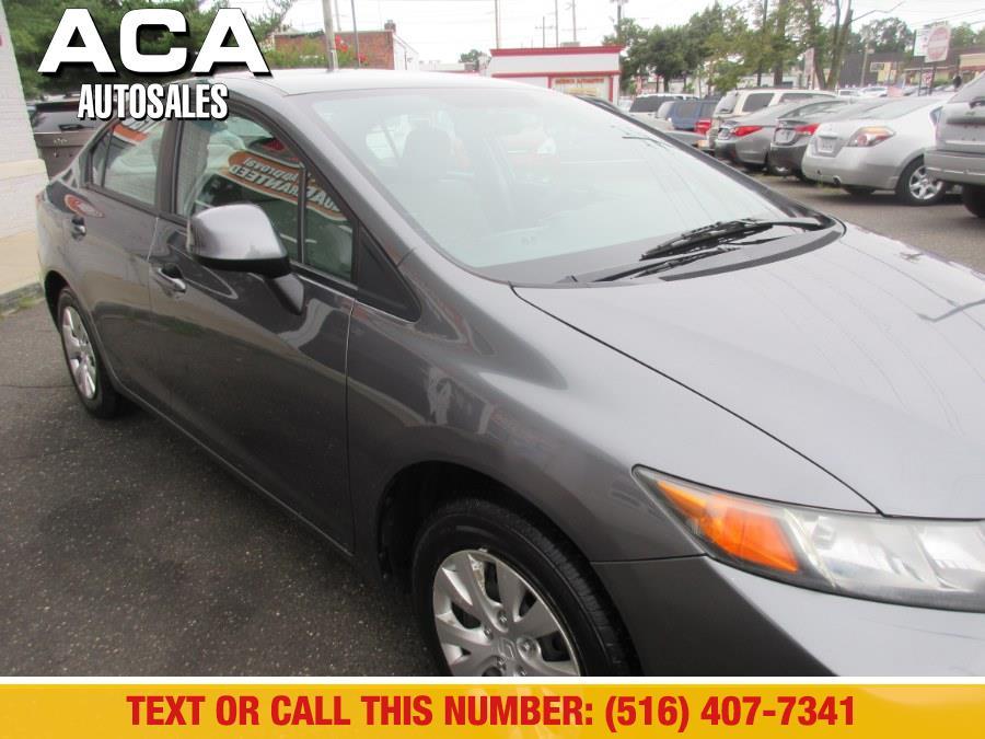 Used Honda Civic Sdn LX 2012 | ACA Auto Sales. Lynbrook, New York