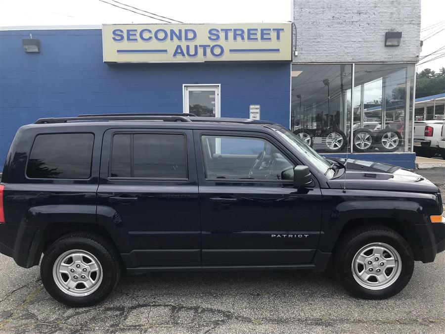 Used 2015 Jeep Patriot in Manchester, New Hampshire | Second Street Auto Sales Inc. Manchester, New Hampshire