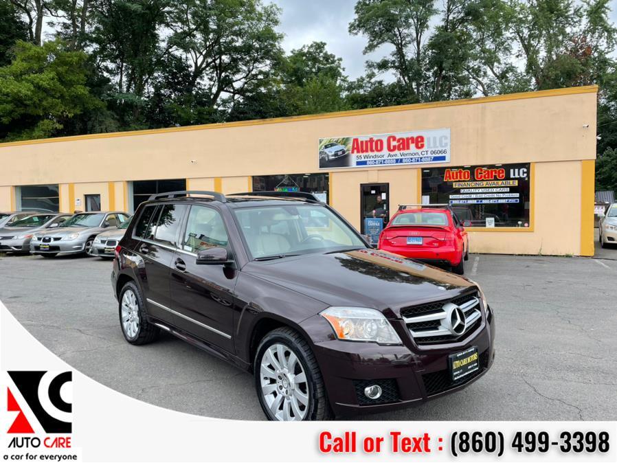 Used 2012 Mercedes-Benz GLK-Class in Vernon , Connecticut | Auto Care Motors. Vernon , Connecticut