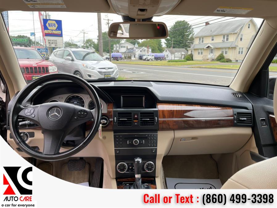 Used Mercedes-Benz GLK-Class 4MATIC 4dr GLK350 2012   Auto Care Motors. Vernon , Connecticut