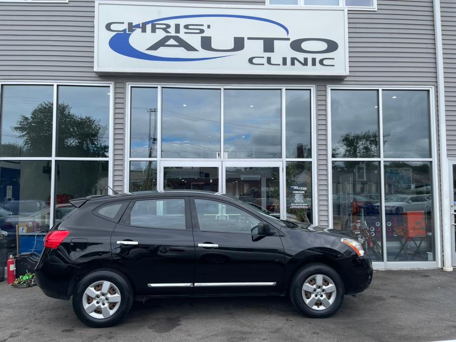 Used Nissan Rogue AWD 4dr SL 2013 | Chris's Auto Clinic. Plainville, Connecticut