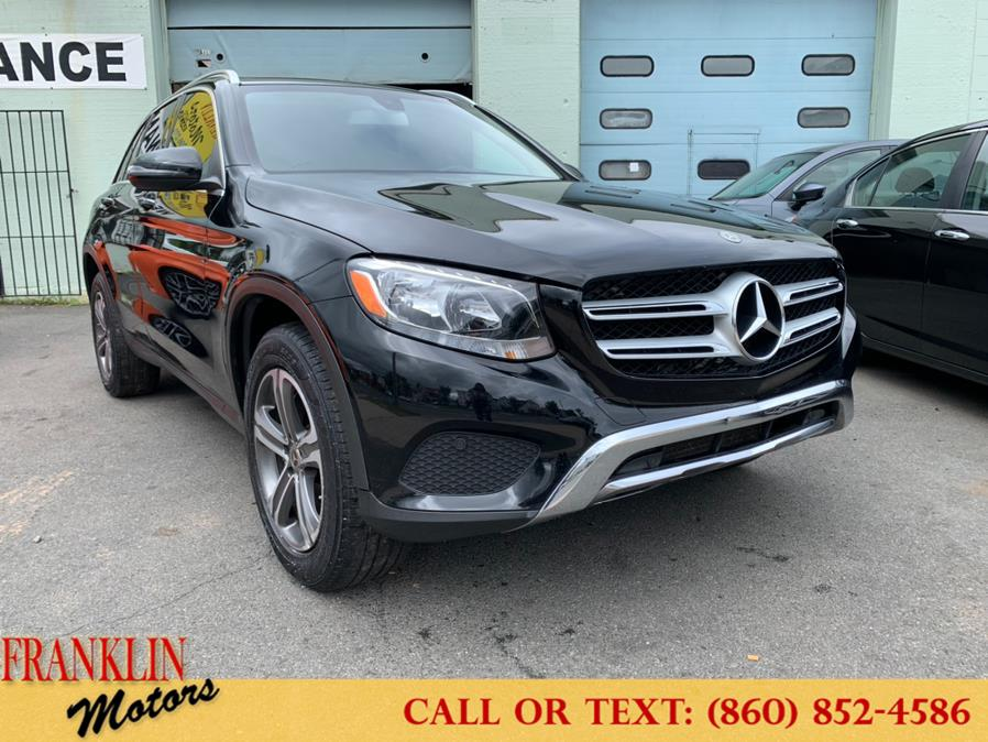Used 2018 Mercedes-Benz GLC in Hartford, Connecticut | Franklin Motors Auto Sales LLC. Hartford, Connecticut