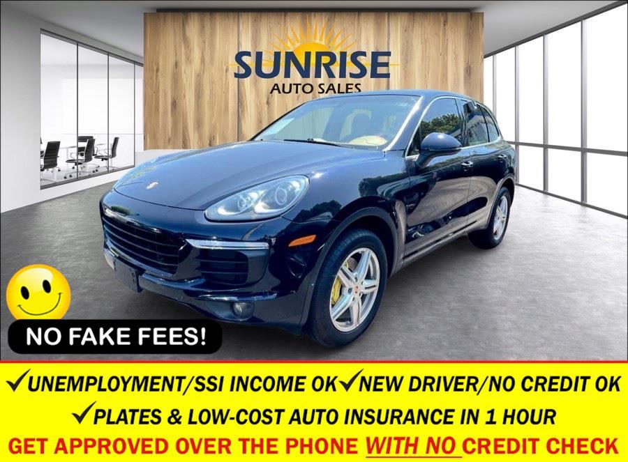 Used Porsche Cayenne AWD 4dr 2016 | Sunrise Auto Sales. Rosedale, New York