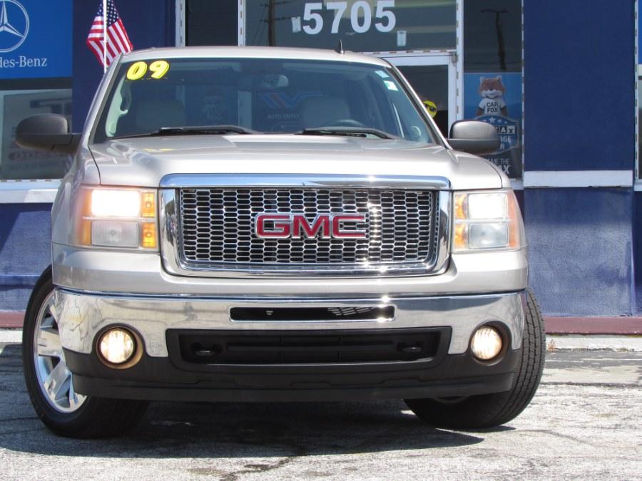 "Used GMC Sierra 1500 2WD Crew Cab 143.5"" SLE 2009 | VIP Auto Enterprise, Inc. Orlando, Florida"
