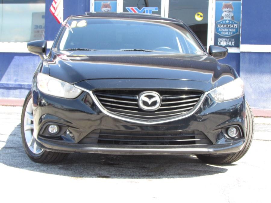 Used Mazda Mazda6 4dr Sdn Auto i Touring 2016 | VIP Auto Enterprise, Inc. Orlando, Florida