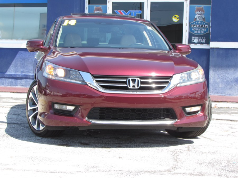 Used 2014 Honda Accord Sedan in Orlando, Florida | VIP Auto Enterprise, Inc. Orlando, Florida