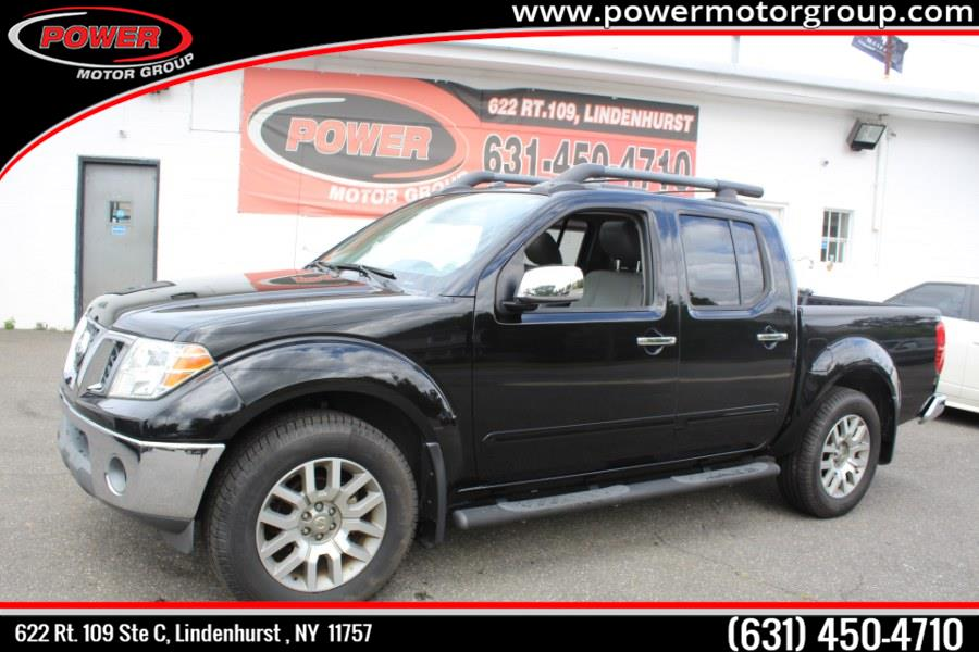 Used Nissan Frontier 4WD Crew Cab SWB Auto LE 2010   Power Motor Group. Lindenhurst, New York