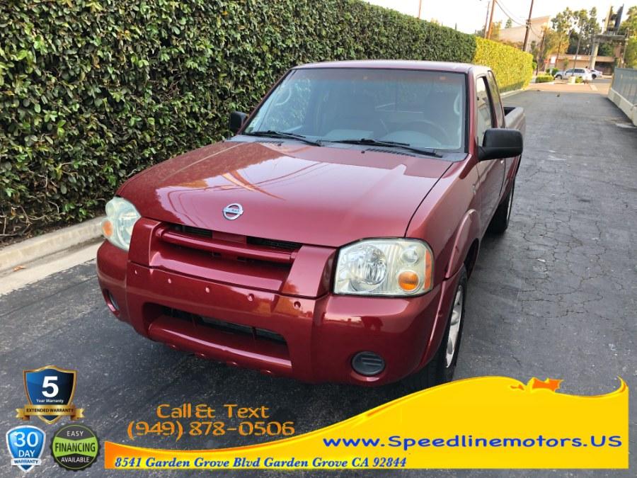 Used 2004 Nissan Frontier 2WD in Garden Grove, California   Speedline Motors. Garden Grove, California