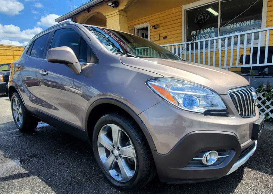 Used 2013 Buick Encore in Temple Hills, Maryland | Temple Hills Used Car. Temple Hills, Maryland