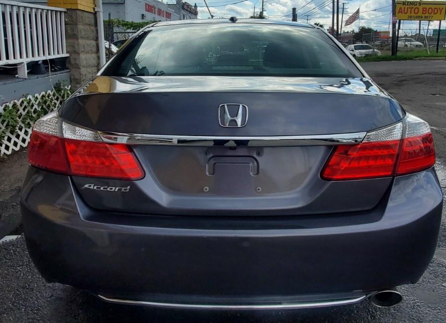 Used Honda Accord Sedan 4dr I4 CVT EX-L w/Navi 2014 | Temple Hills Used Car. Temple Hills, Maryland