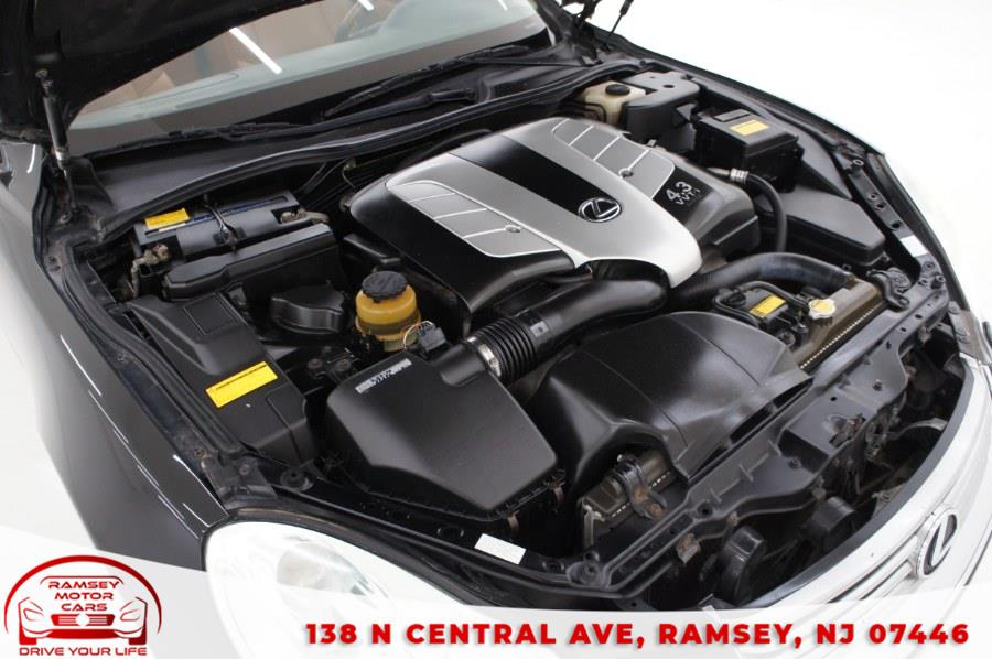 Used Lexus SC 430 2dr Convertible 2003 | Ramsey Motor Cars Inc. Ramsey, New Jersey