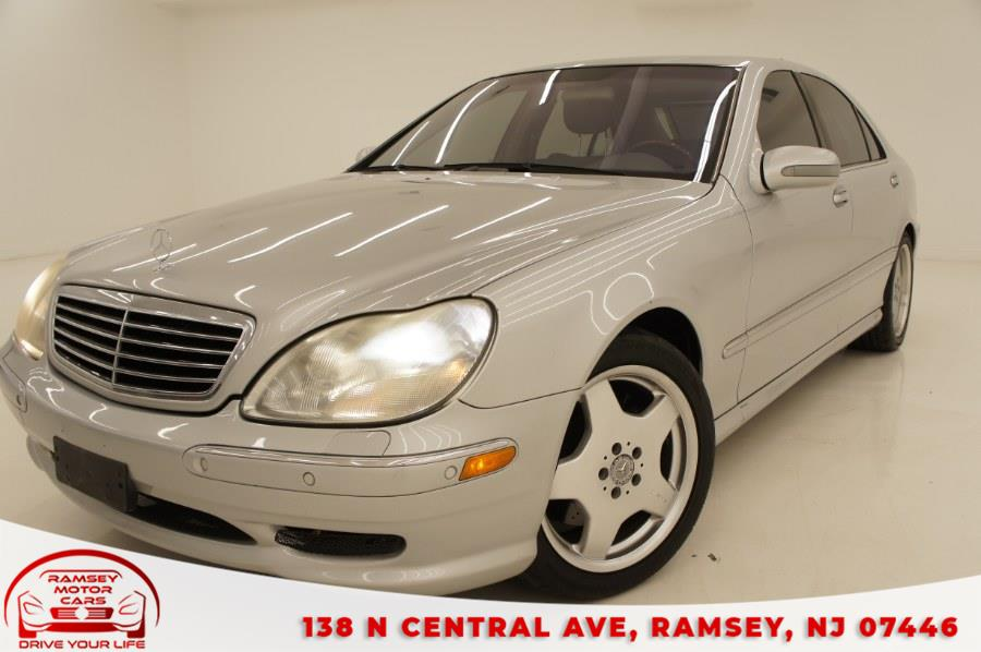 Used 2002 Mercedes-Benz S-Class in Ramsey, New Jersey | Ramsey Motor Cars Inc. Ramsey, New Jersey