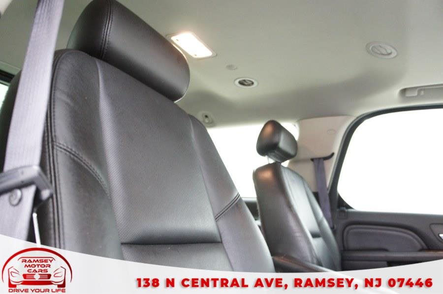 Used Cadillac Escalade AWD 4dr Luxury 2010   Ramsey Motor Cars Inc. Ramsey, New Jersey