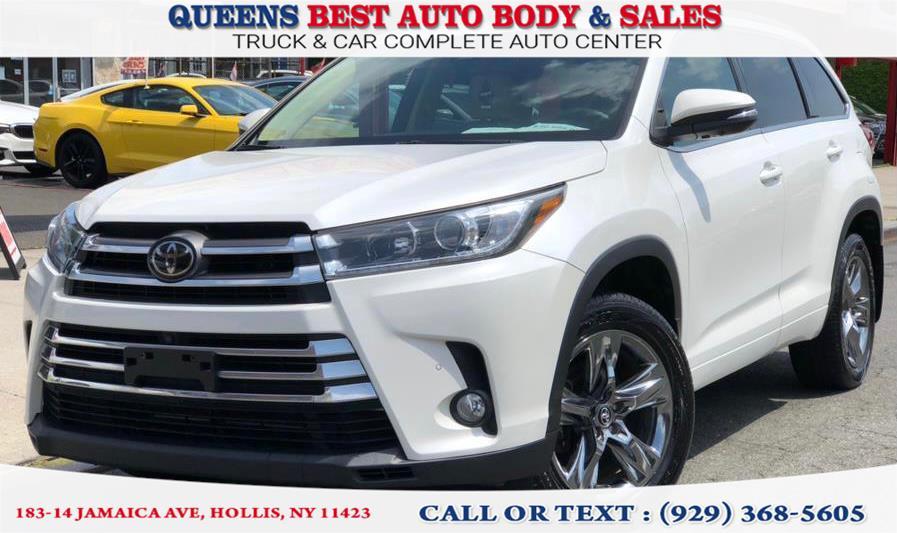 Used 2018 Toyota Highlander in Hollis, New York | Queens Best Auto Body / Sales. Hollis, New York