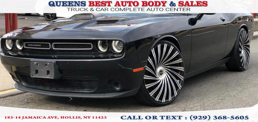 Used 2015 Dodge Challenger in Hollis, New York | Queens Best Auto Body / Sales. Hollis, New York