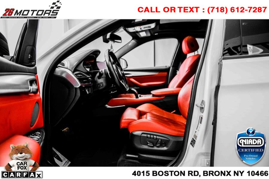 Used BMW X6 AWD 4dr xDrive35i 2016 | 26 Motors Corp. Bronx, New York